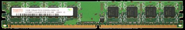 Computer Memory, RAM DDR2