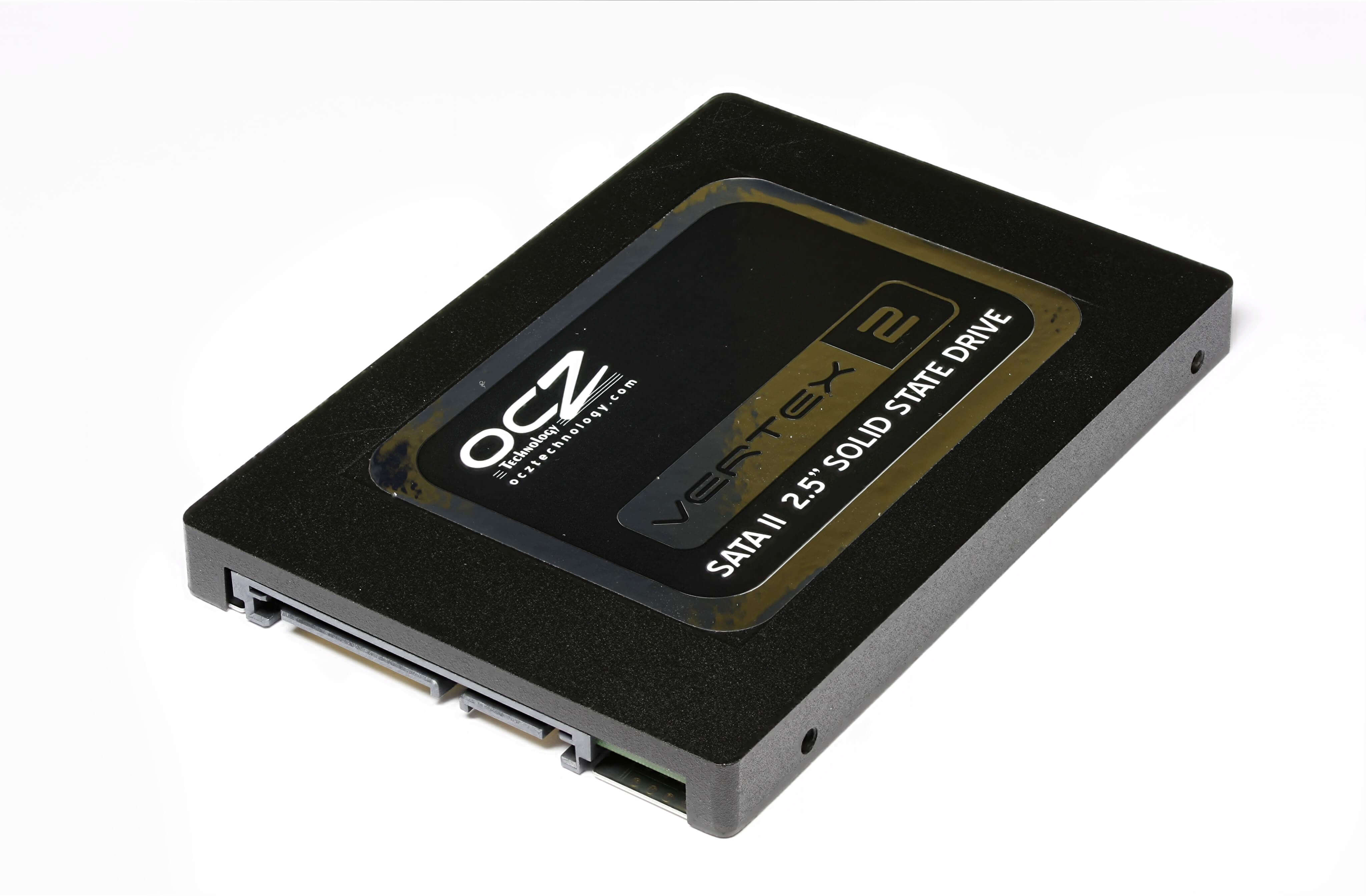 Computer data storage, Solid State Drive