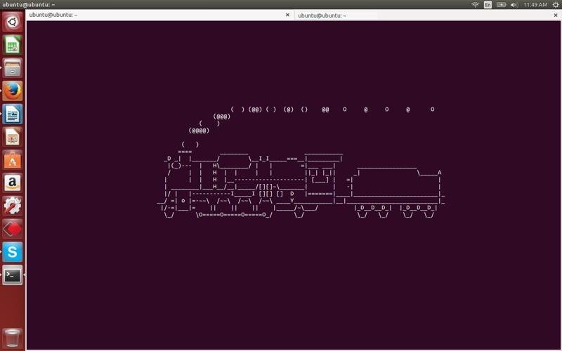 Funny Linux Commands | LS