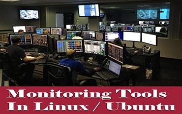 monitoring tools in linux