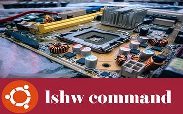 lshw command